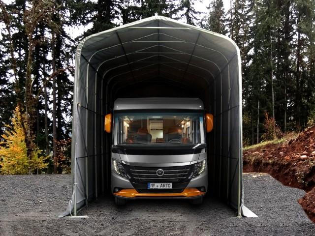 vinterförvaring husbil tält